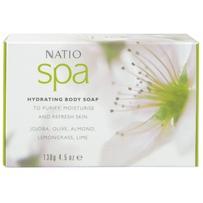Natio SPA Hydrating Body Soap 130g