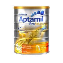 Aptamil 爱他美 白金版婴幼儿奶粉 900g 1段 (6罐包邮装)
