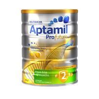 Aptamil 爱他美 白金版婴幼儿奶粉 900g 2段 (6罐包邮装)