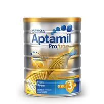 Aptamil 爱他美 白金版婴幼儿奶粉 900g 3段 (6罐包邮装)