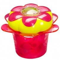 【凯特王妃最爱】Tangle Teezer 儿童发梳 花朵造型 粉红色