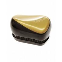 【凯特王妃最爱】Tangle Teezer 专业解发美发梳 豪华便携型 金色/黑色