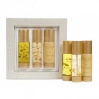 Linden Leaves 黄金系列金箔身体油+沐浴露+喷雾套装
