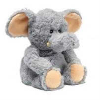 Intelex 绒毛大象公仔玩具(可微波加热)
