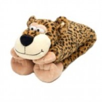 Intelex 豹子保暖公仔玩具(可微波加热)