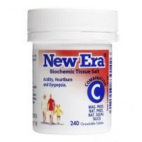 New Era - Tissue Salt Combination C Tablets 240