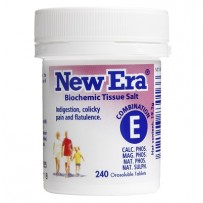 New Era - Tissue Salt Combination E Tablets 240