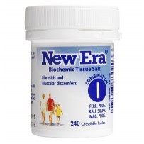 New Era - Tissue Salt Combination I Tablets 240
