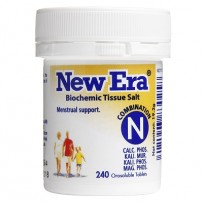 New Era - Tissue Salt Combination N Tablets 240