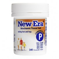 New Era - Tissue Salt Combination P Tablets 240