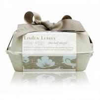 【超划算清洁组合装】Linden Leaves 蛋型天然麦麸香皂 6只