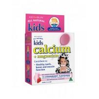 Key Sun 儿童补充钙镁棒棒糖(草莓味)12支