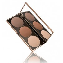 Nude By Nature Contour Palette 3 x 4g