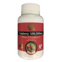 Health Vibrant 100,000mg 蔓越莓胶囊 60粒