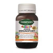 Thompson's 汤普森 儿童综合维生素免疫 45片