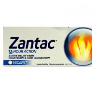 Zantac Relief 150mg Tablets 14