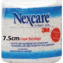 Nexcare - Medium Crepe Bandage 7.5cm x 1.6m