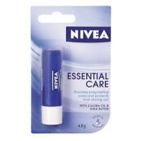 Nivea: Nivea Lip Care Essential Lip Balm 4.8g