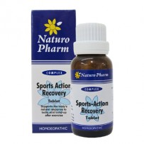 Naturo Pharm Sports Action Recovery Tablets