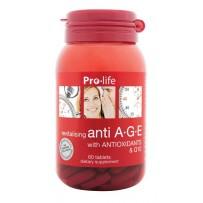 prolife  Anti A.G.E Tablets 60