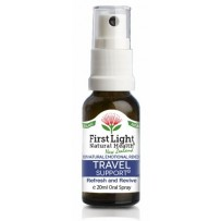 First Light Natural Health Travel Support Oral Spray 20ml