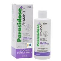 Parasidose Extra Strength Treatment Shampoo 200ml