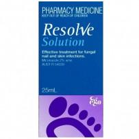 Resolve Solution 2% 25ml