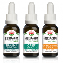 First Light Natural Health Recovery Kit 3 x 20ml