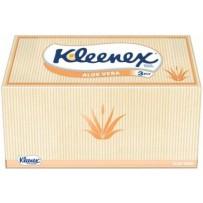 Kleenex ALOE VERA Tissues 140
