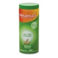Metamucil Natural Granular 504g 72 Doses