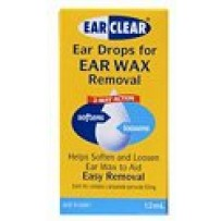 Ear Clear Drops 12ml