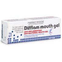 Difflam 消炎抗病毒口腔凝胶 10g