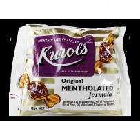 Kurols Mentholated Pastilles 85g (approx 12 loz) 每单限购12件