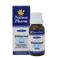 Naturo Pharm 维护膀胱泌尿系统健康片 1瓶