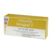 Ferrograd Folic Tablets 30