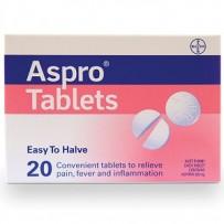 Aspro Tablets Regular 20