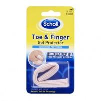 Scholl 爽健 凝胶脚趾保护套/手指保护套 1只
