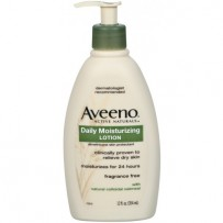 Aveeno 艾维诺 纯天然燕麦全天候保护保湿润肤乳液 354ml