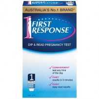 First Response Dip & Read Pregnancy Test 3