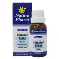 Naturo Pharm 烧伤救济片 1瓶