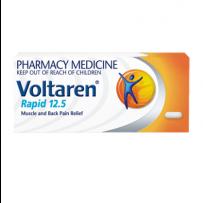 Voltaren Rapid 12.5mg Tablets 10 每单限购2件