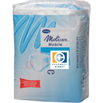 MoliCare Mobile Incontinence Pants 14's - Extra Small