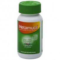 Metamucil Fibrecaps 100