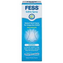 Fess 天然海盐水鼻喷雾 30ml
