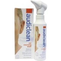 Audiclean Ear Cleansing Wash Spray 60ml