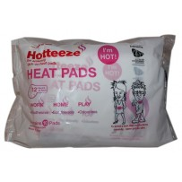 Hotteeze Adhesive Heat Pads 10 Pack