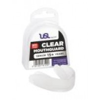 USL Sport Mouthguard - Senior CLEAR 15+ Years