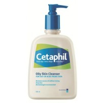 Cetaphil 丝塔芙 油性皮肤控油洁面乳 500ml