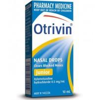 Otrivin 儿童安鼻灵滴鼻液 10ml(每单限购2件)