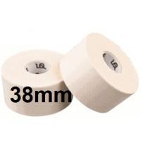 USL Dynamic Sensitive Rigid White 38mm Adhesive Strapping Tape - For Sensitive Skin